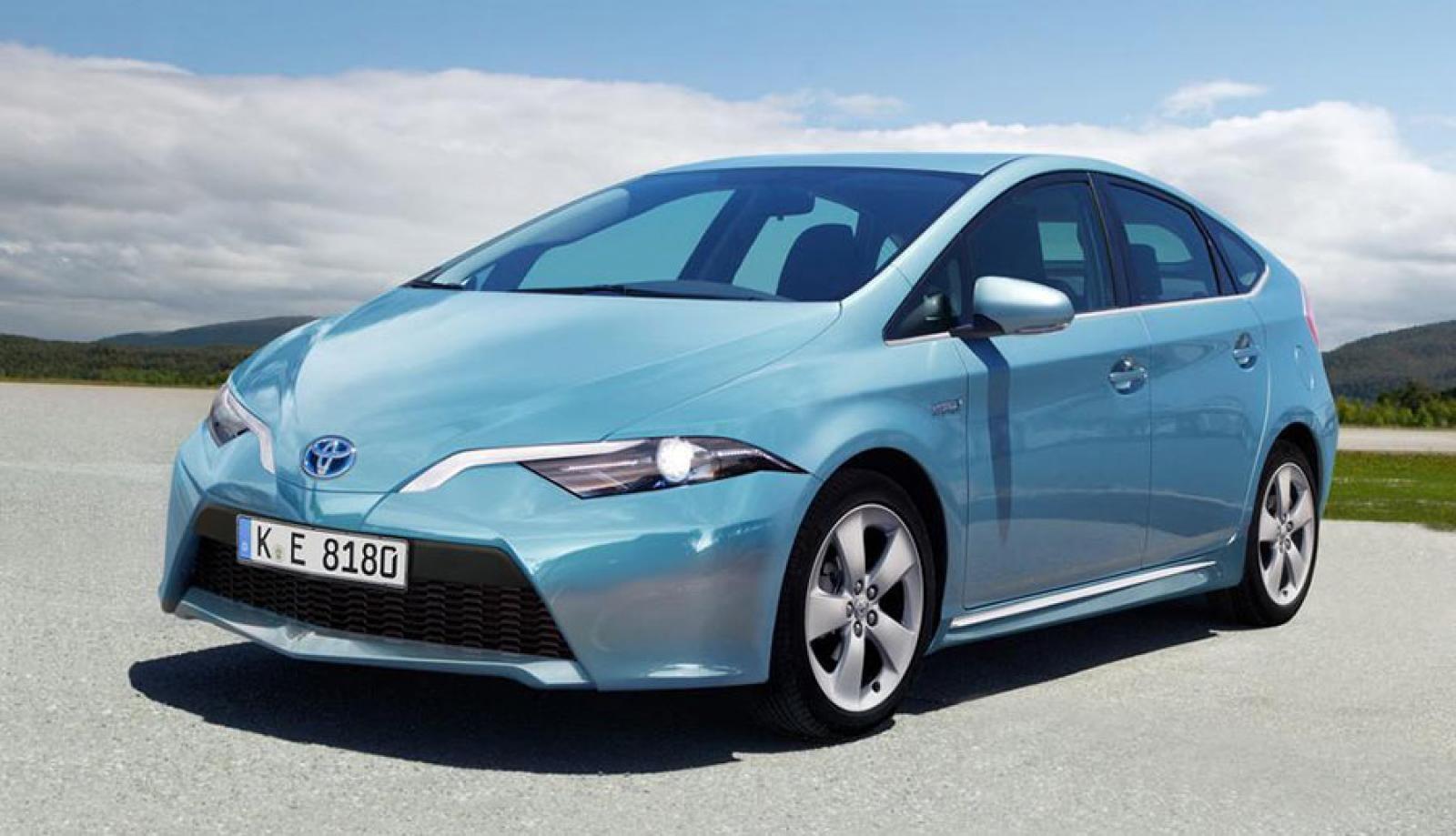 Toyota начала в Японии продажи четвертого поколения гибрида Prius