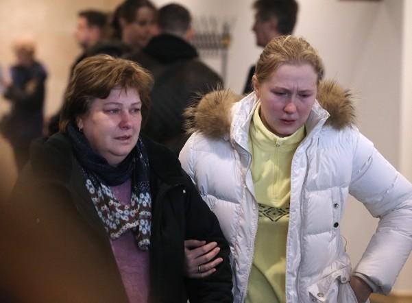 Три жертвы авиакатастрофы А321 были захоронены ошибочно