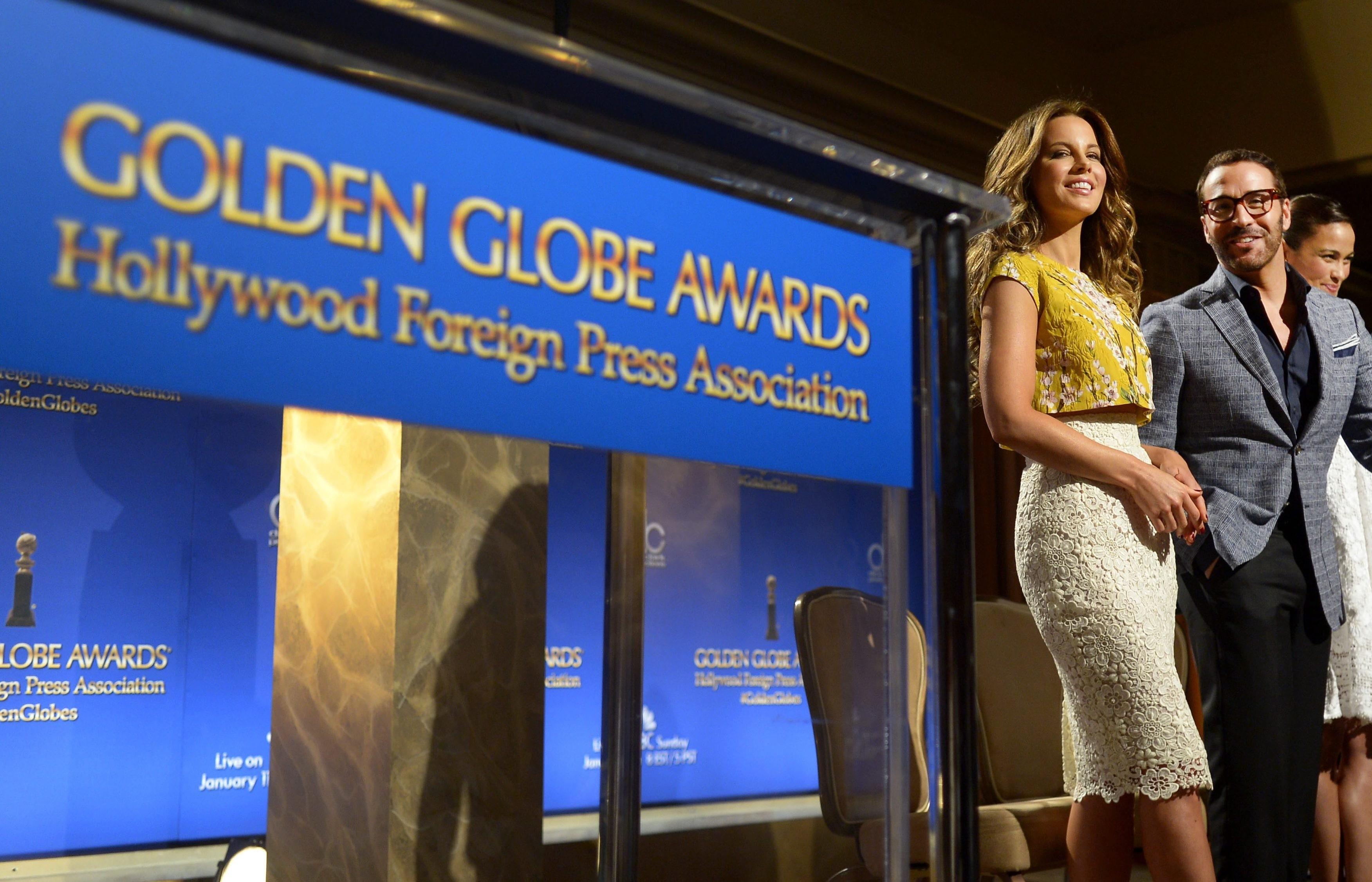 Ассоциация иностранных журналистов США объявила номинантов на'Золотой глобус