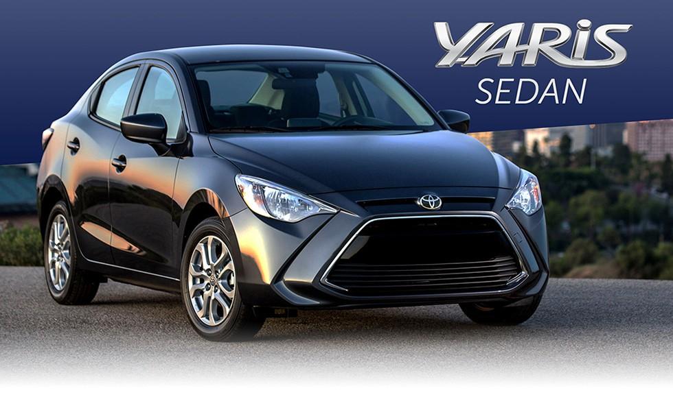 Toyota представила новый Yaris 2016 для Великобритании