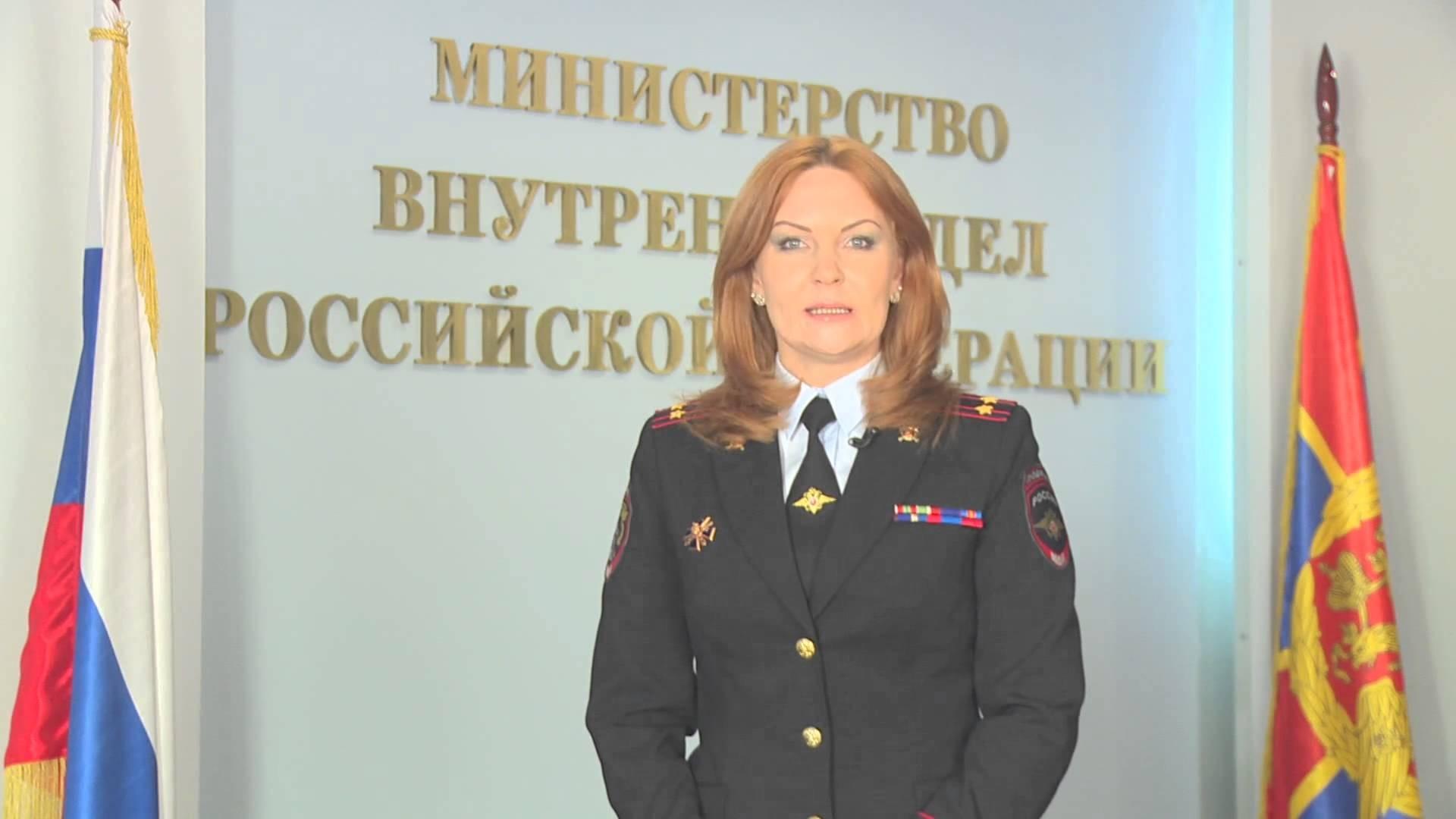 Пресс-секретаря МВД Елену Алексееву уволил Владимир Путин