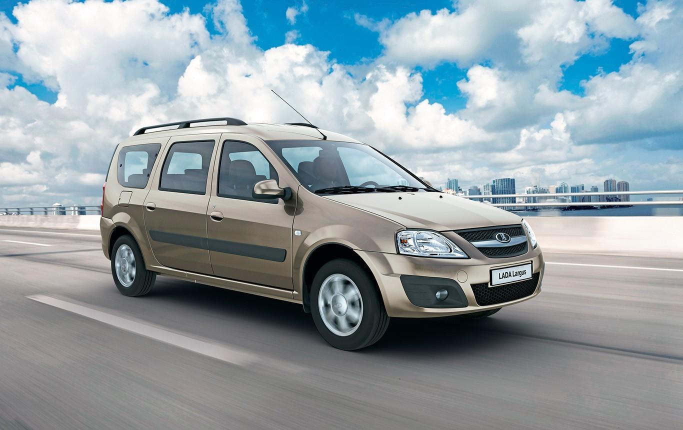 Универсал Lada Largus получил новый двигатель производства АвтоВАЗ