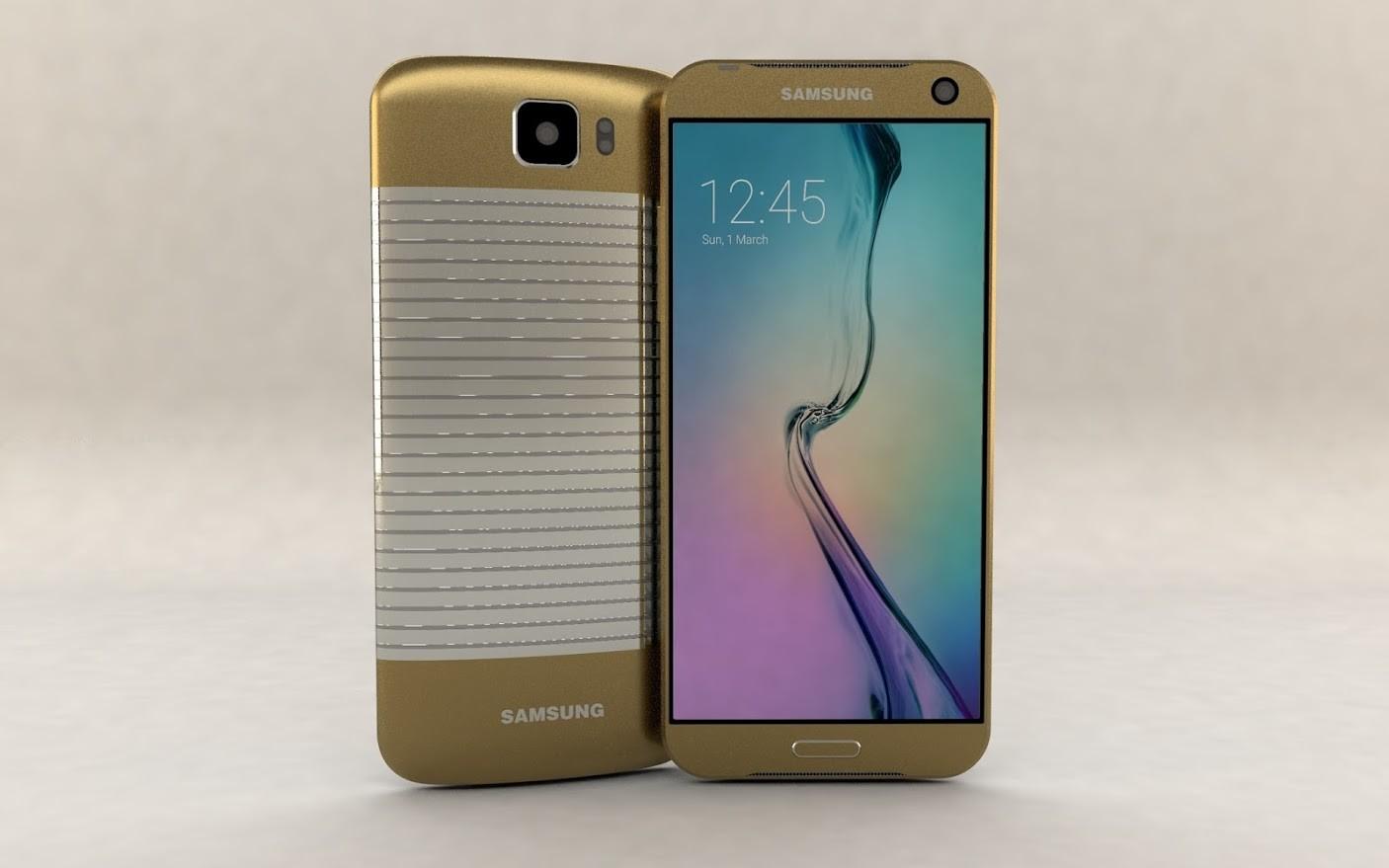 Samsung может оснастить Galaxy S7 реагирующим на силу нажатия экраном