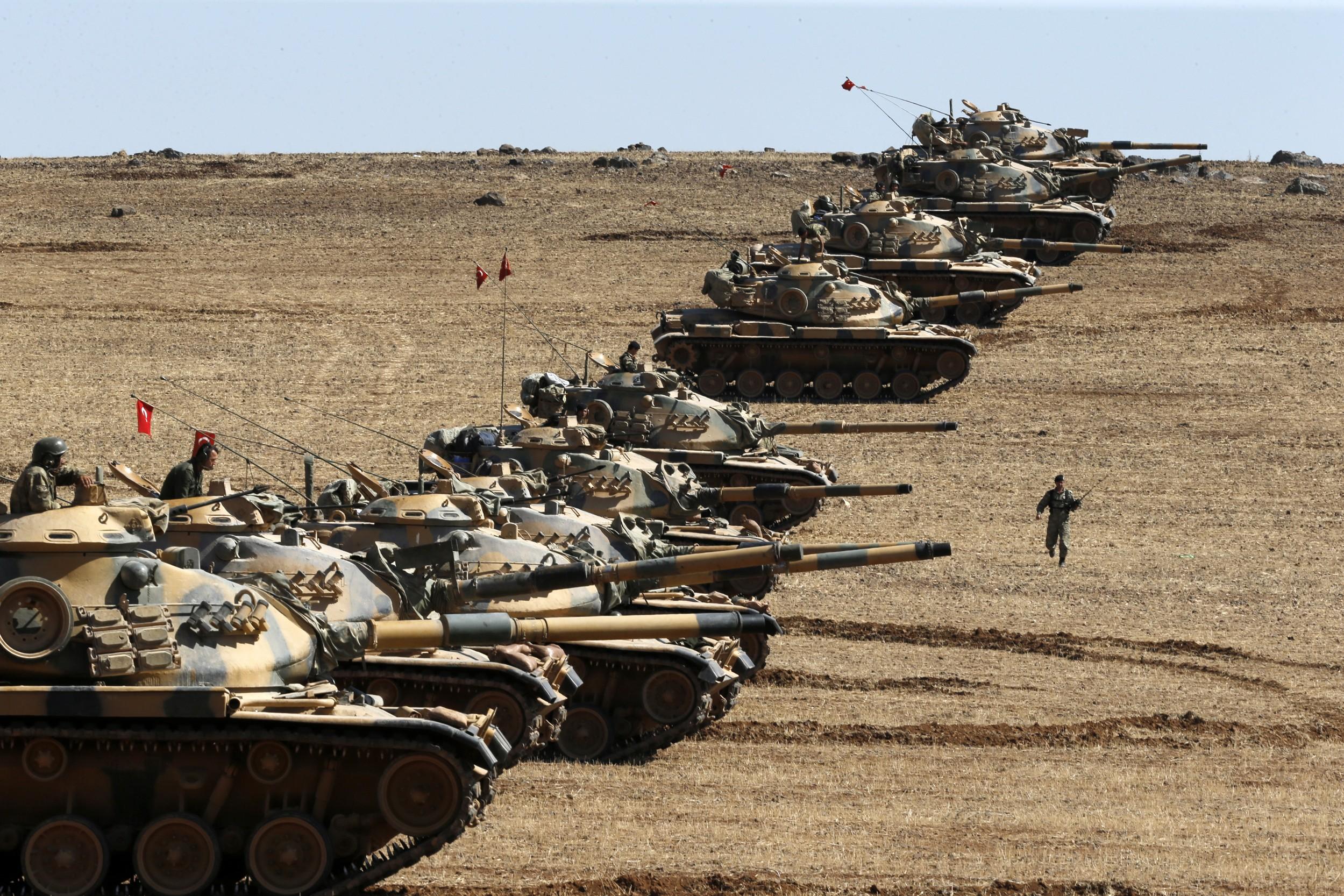 Правительство Ирака не подтвердило вывод турецких войск из страны