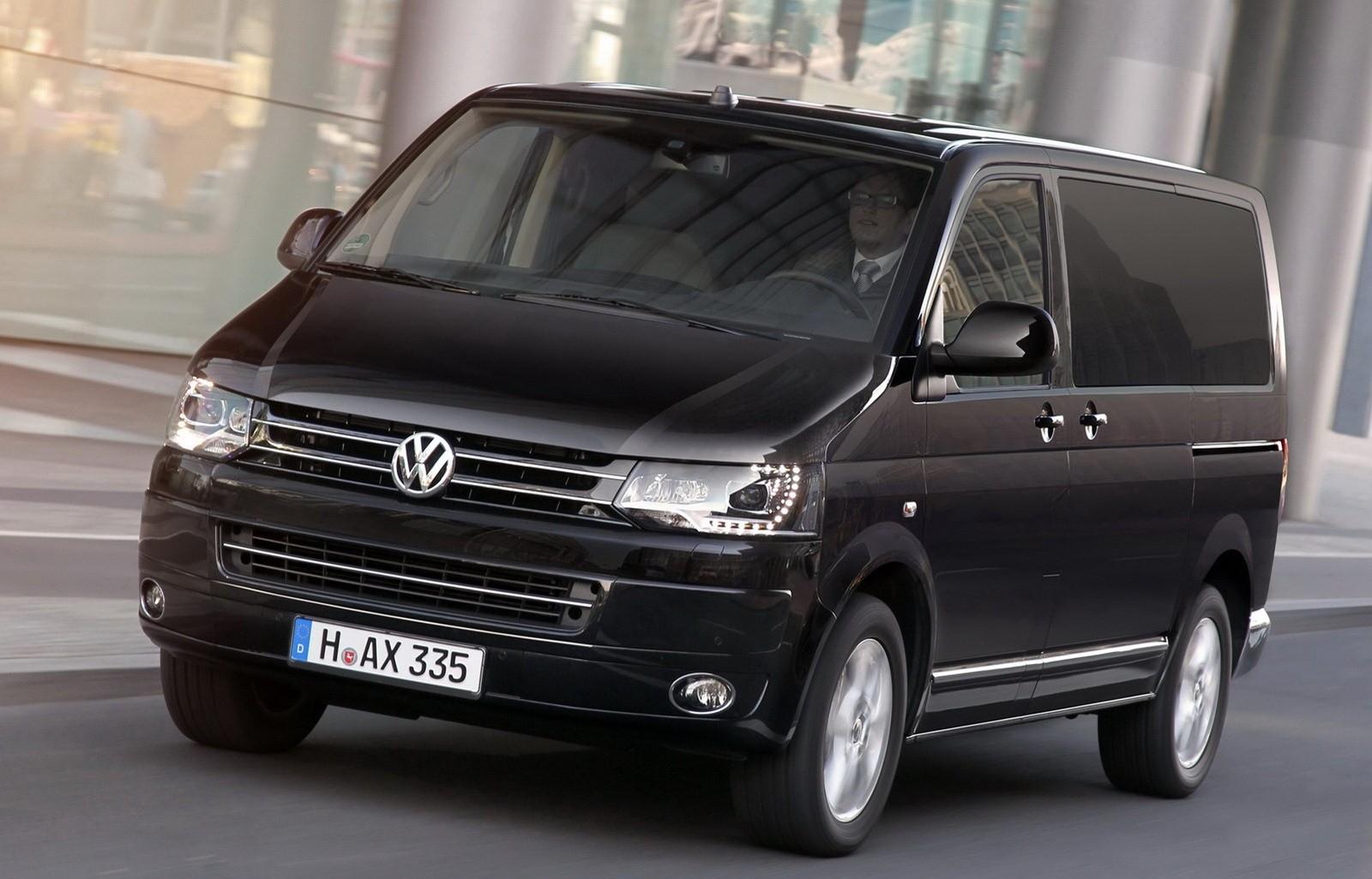 Volkswagen выпустил коммерческие автомобили Caravelle и Caddy с новыми моторами
