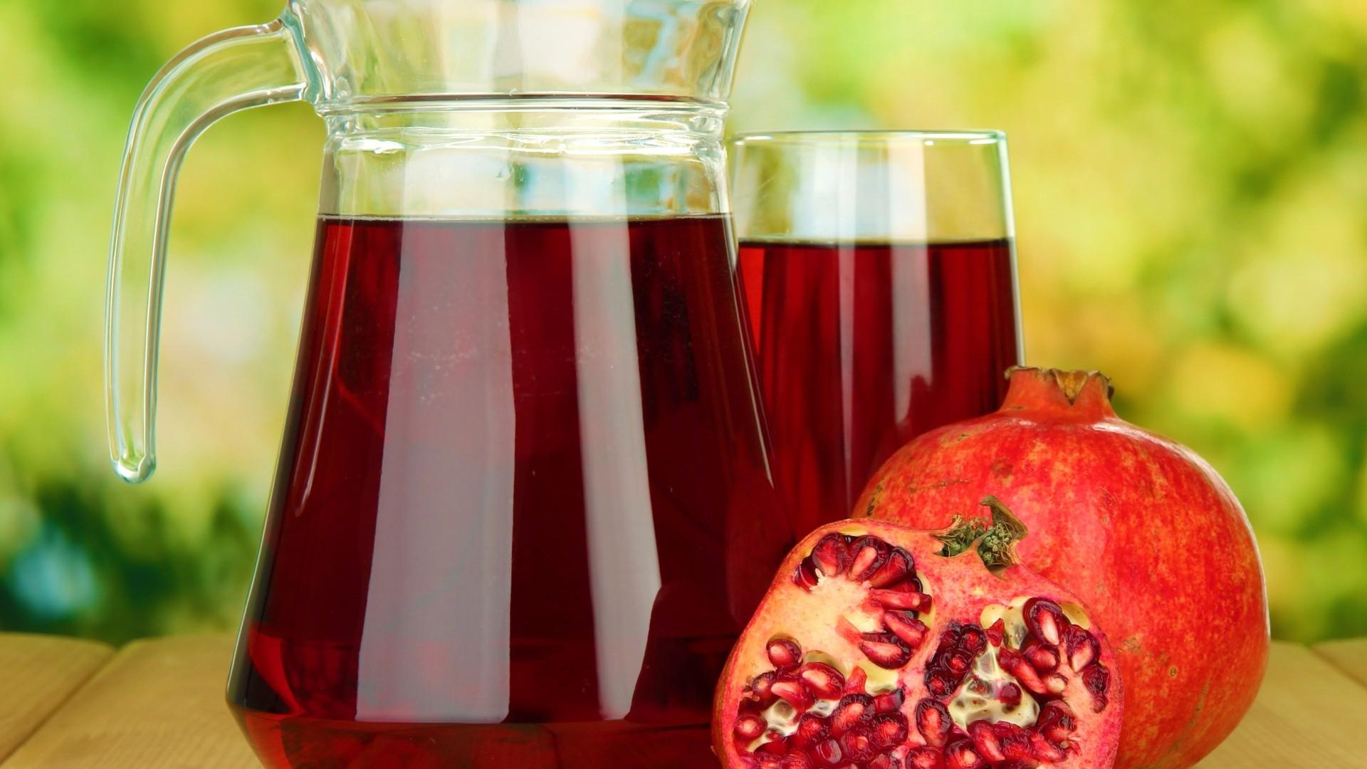 Ученые Гранатовый сок не защищает от болезней сердца