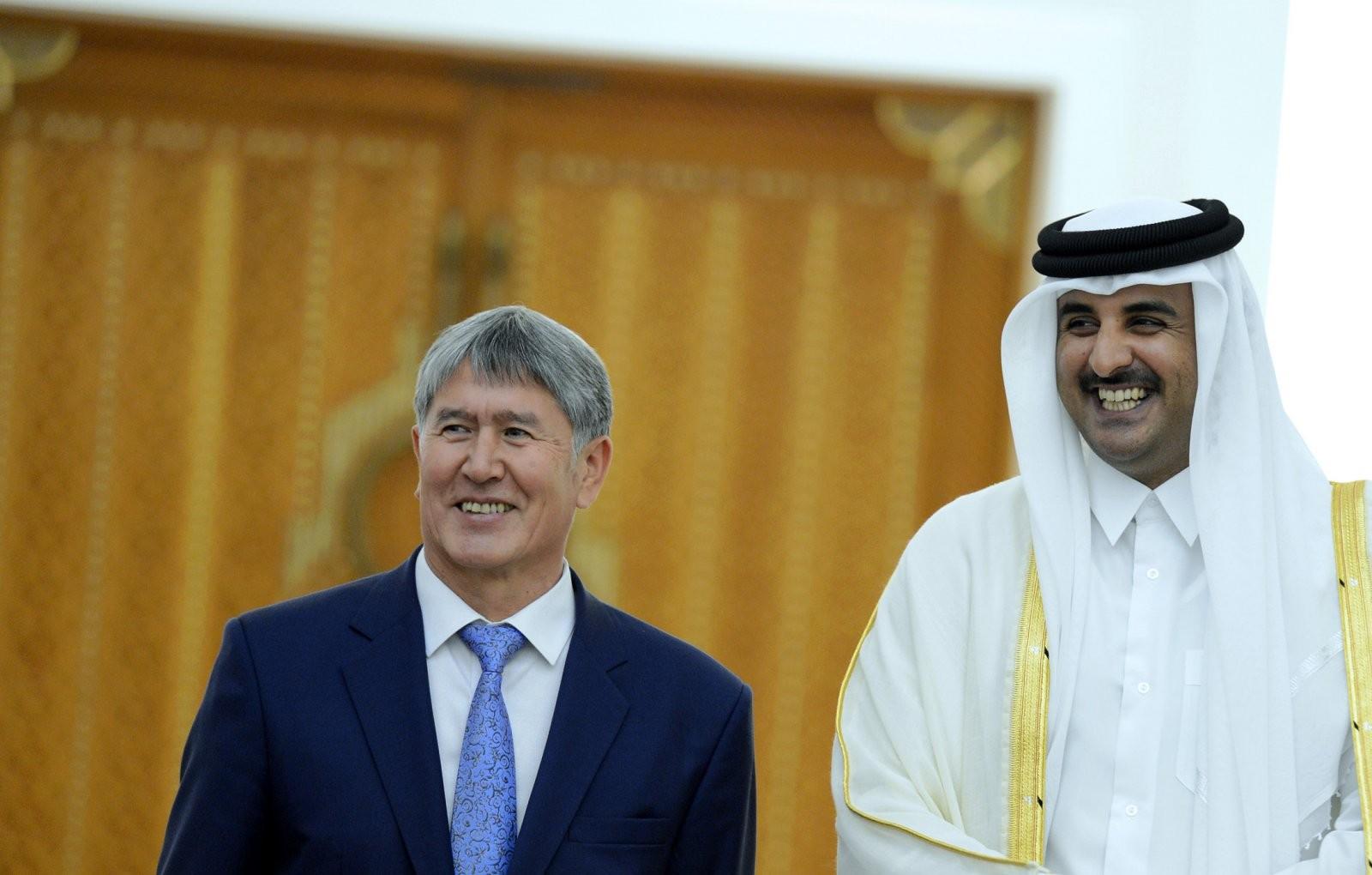 Члены правящей семьи Катара похищены наохоте вИраке