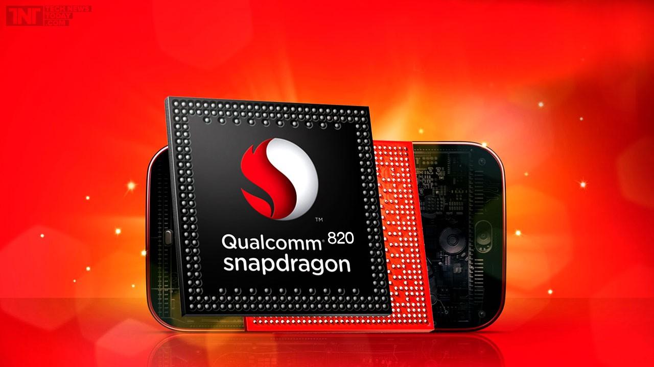 Самсунг получил эксклюзивные права наиспользование процессора Snapdragon 820