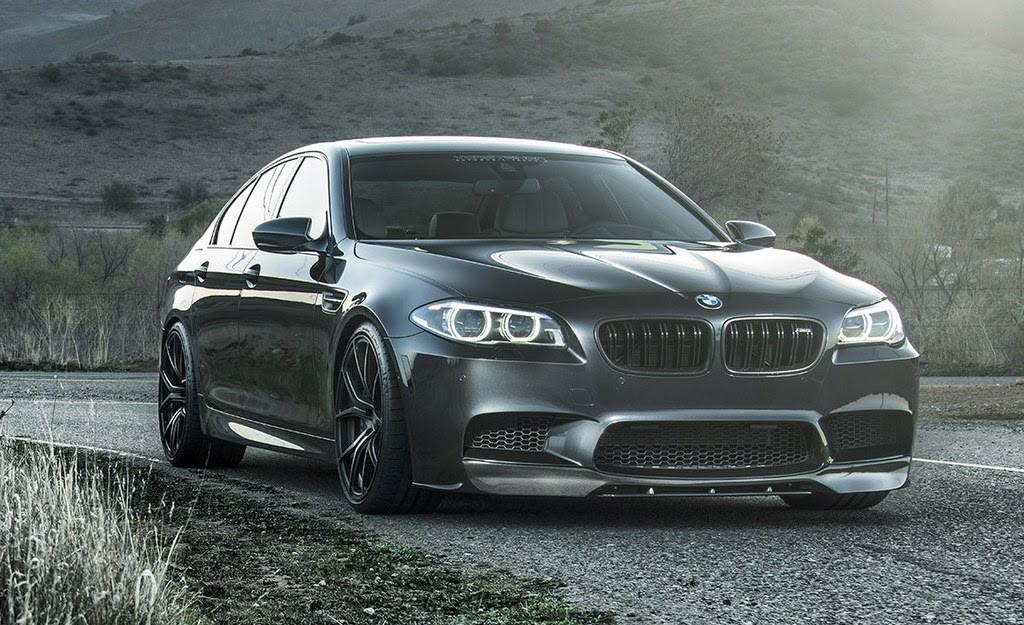 Следующее поколение BMW M5 получит новую полноприводную систему