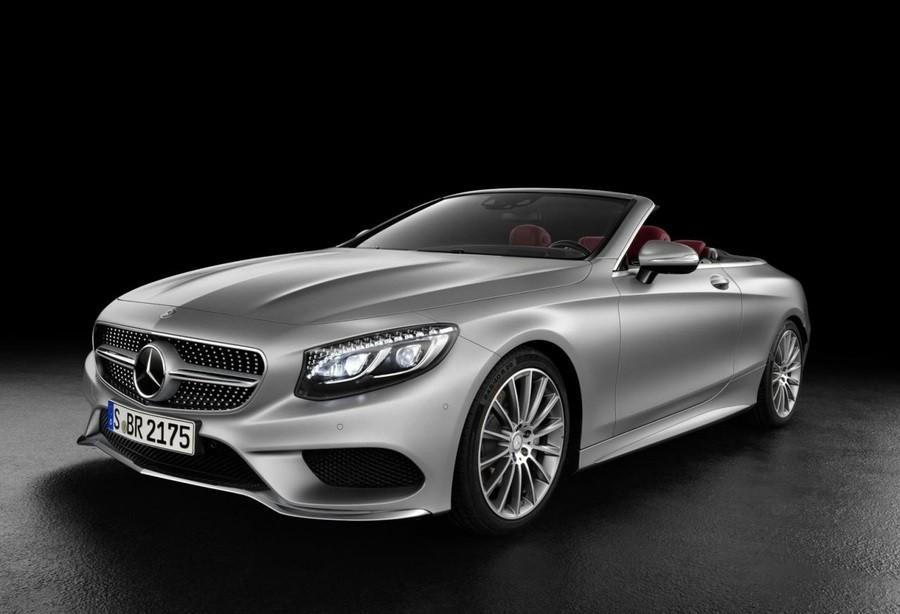 Mercedes-Benz озвучил стоимость кабриолета S-Class