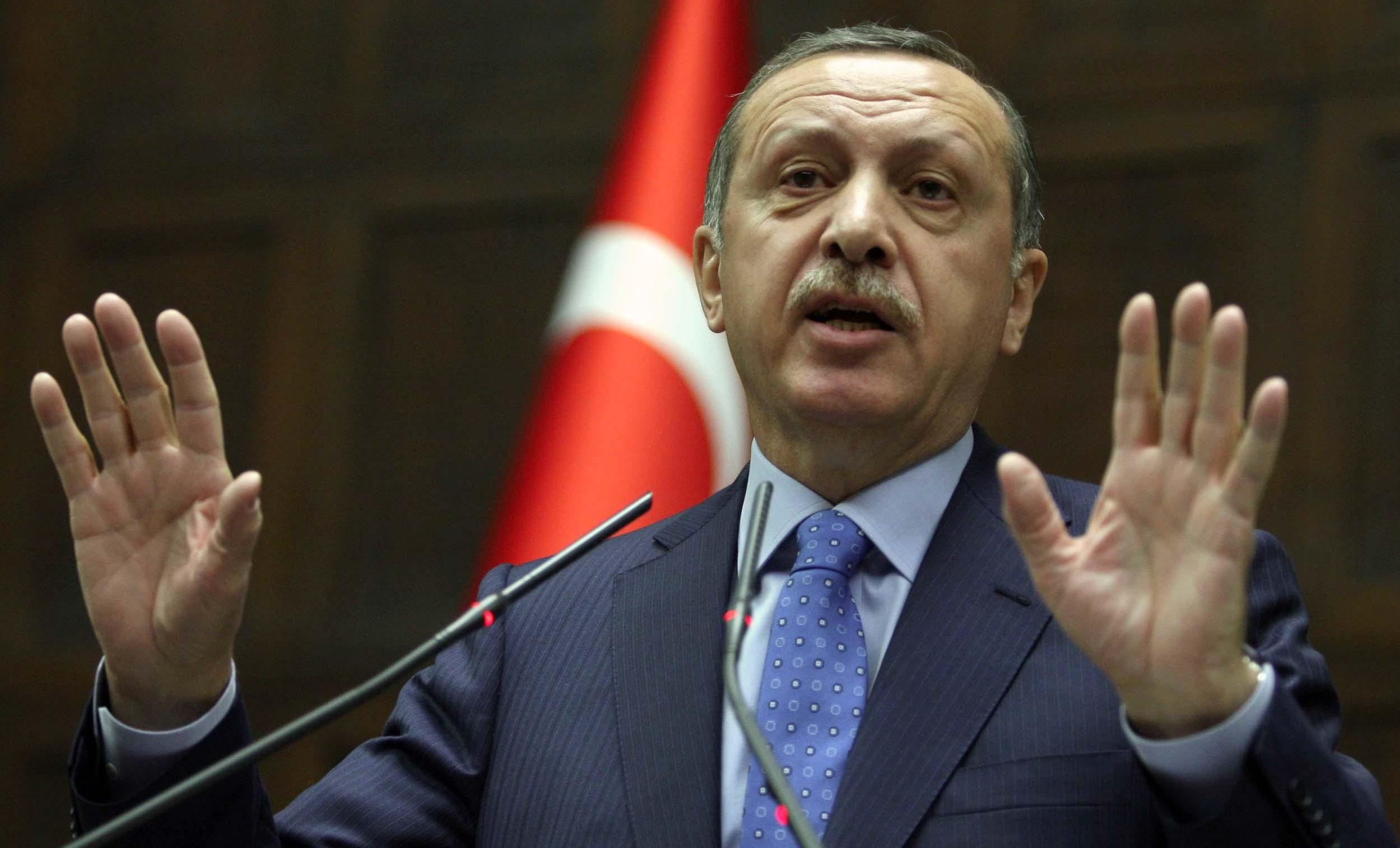 Турция вводит ответные санкции против России