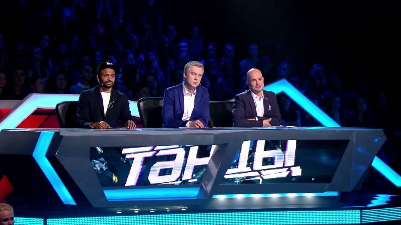Максим Нестерович победил в«Танцах» наТНТ