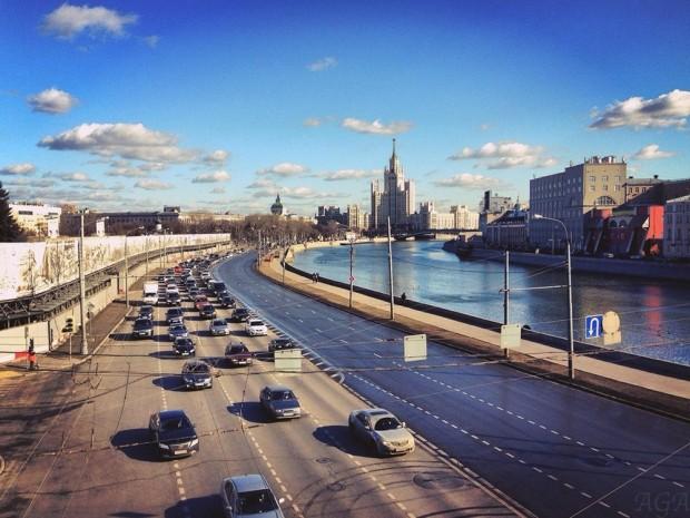 В Москве зафиксировали сразу два температурных максимума