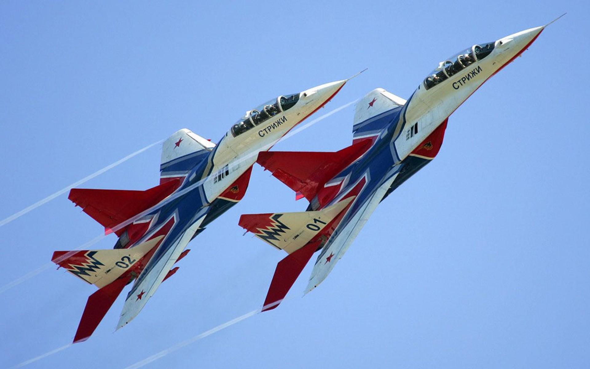 РФ занимает второе место в мире по количеству военной авиации