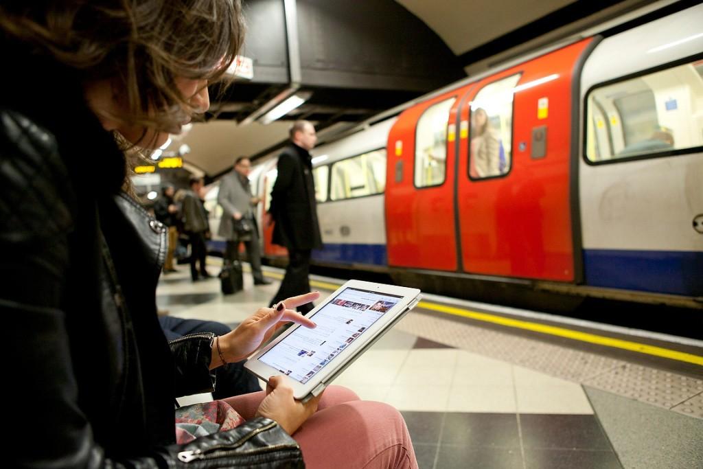 Московский метрополитен откажется от Wi Fi на станциях