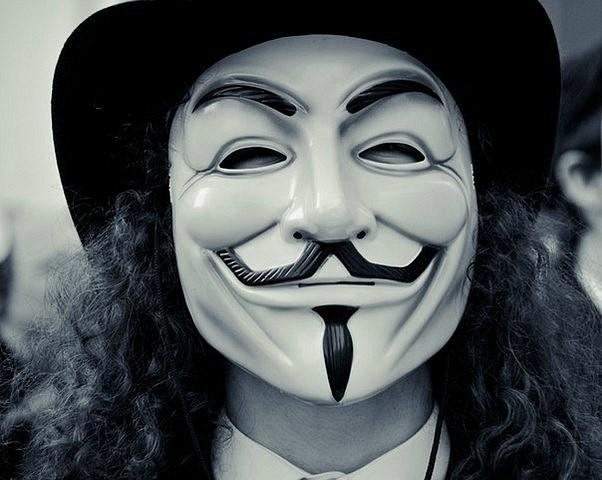 Хакеры Anonymous обвинили Турцию вподдержкеИГ