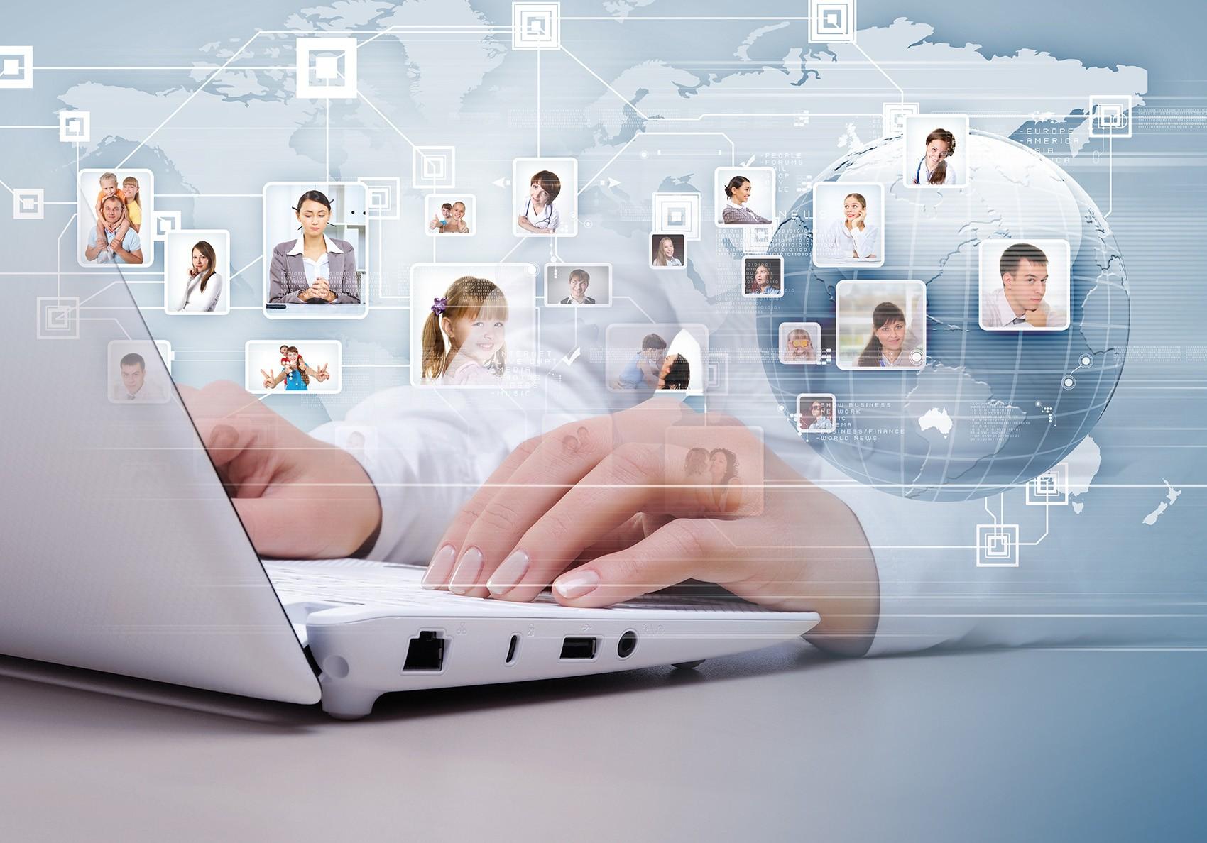 Жители России  проводят в социальных сетях  около 30% всего времени вглобальной паутине  - исследование
