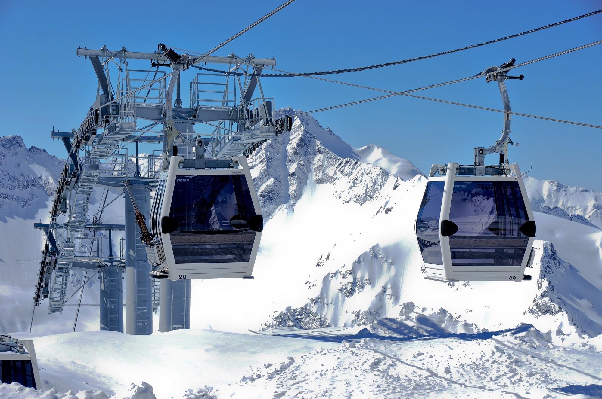 Самая высокогорная канатная дорога в Европе открывается в Приэльбрусье