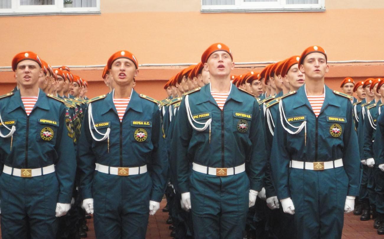 Путин поздравил служащих МЧС спрофессиональным праздником