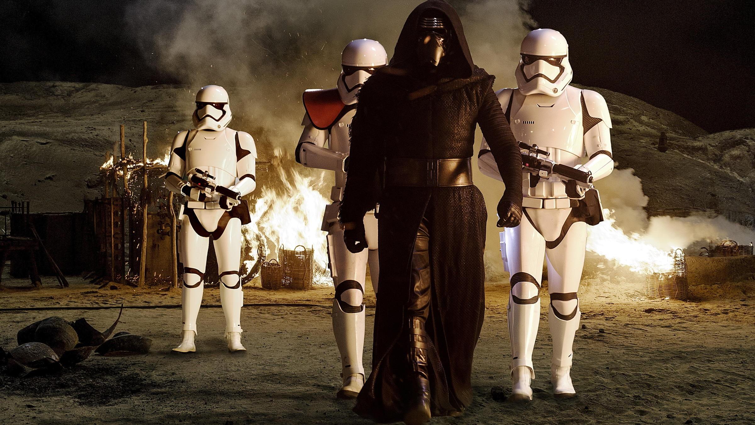Седьмому отрывку фильма «Звездные войны» предрекли рекордные сборы