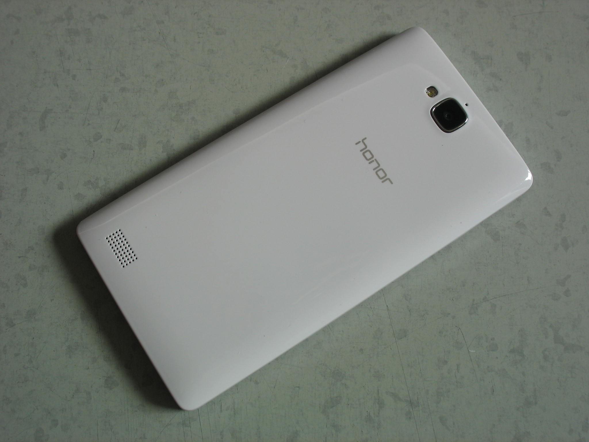 Huawei выпустит новый смартфон под названием Honor