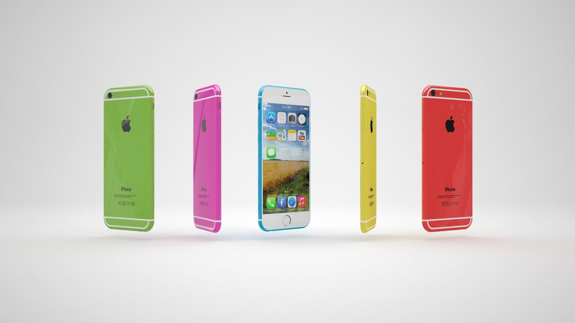 Утечка: размещены новые детали обiPhone 7c