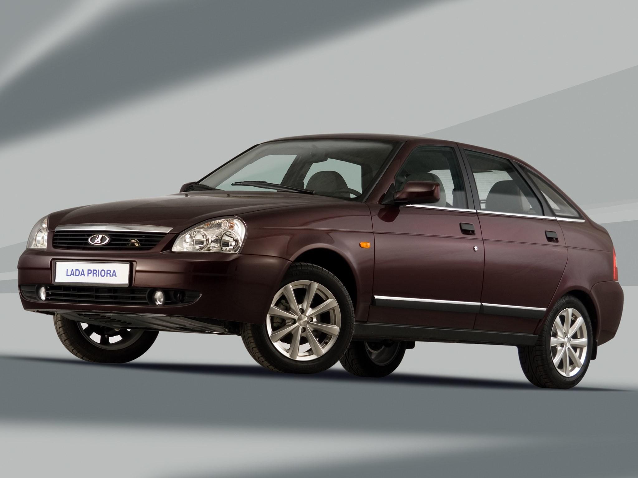 АвтоВАЗ убрал с официального сайта хэтчбек и универсал Lada Priora