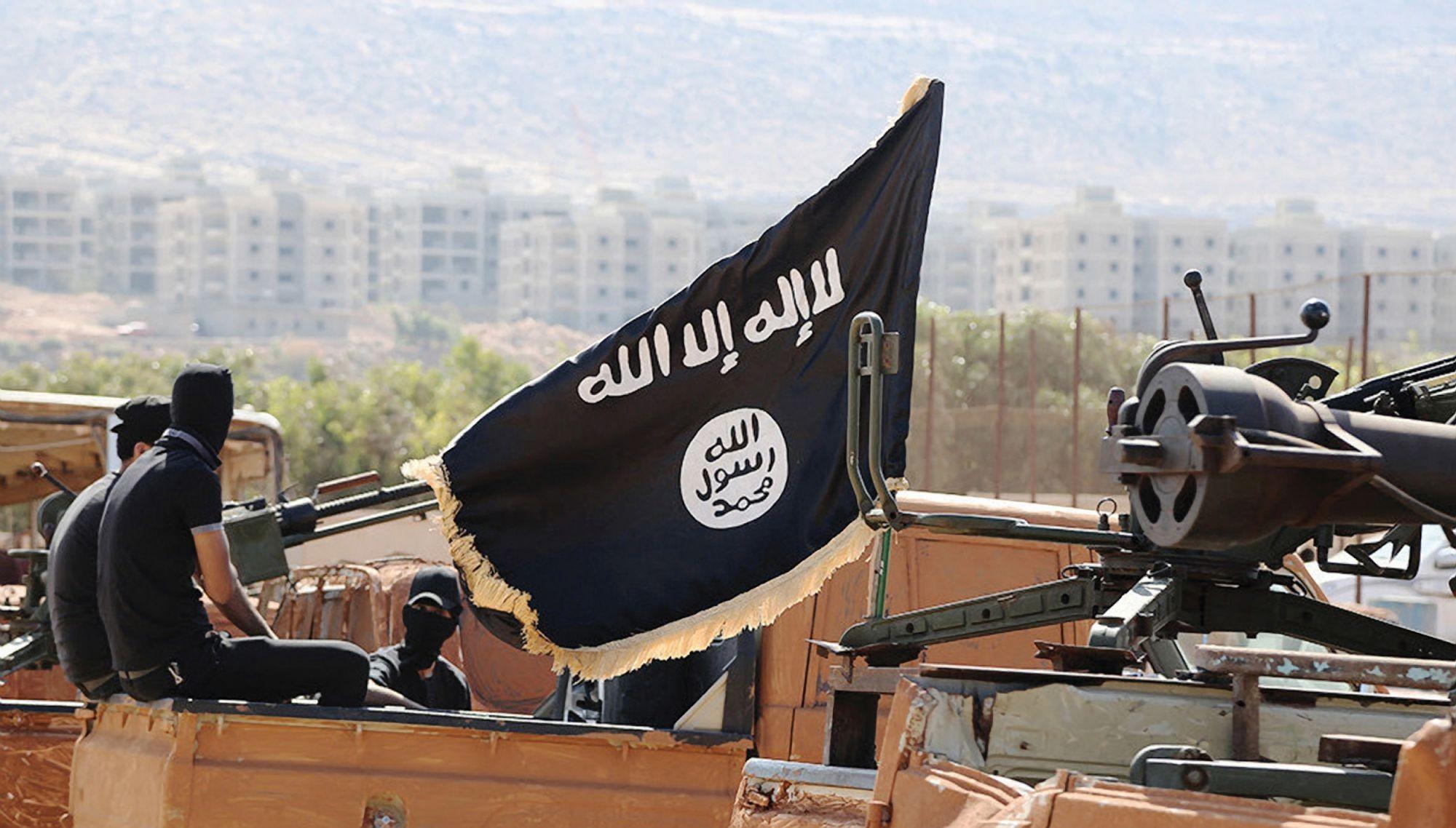 Исламские боевики экстремистской группировки взяли насебя ответственность заобстрел вДербенте