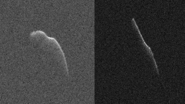 Ученые: К Земле приближаются два «новогодних астероида»