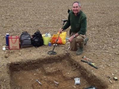 В Британии обнаружены древнейшие сокровища саксов и викингов