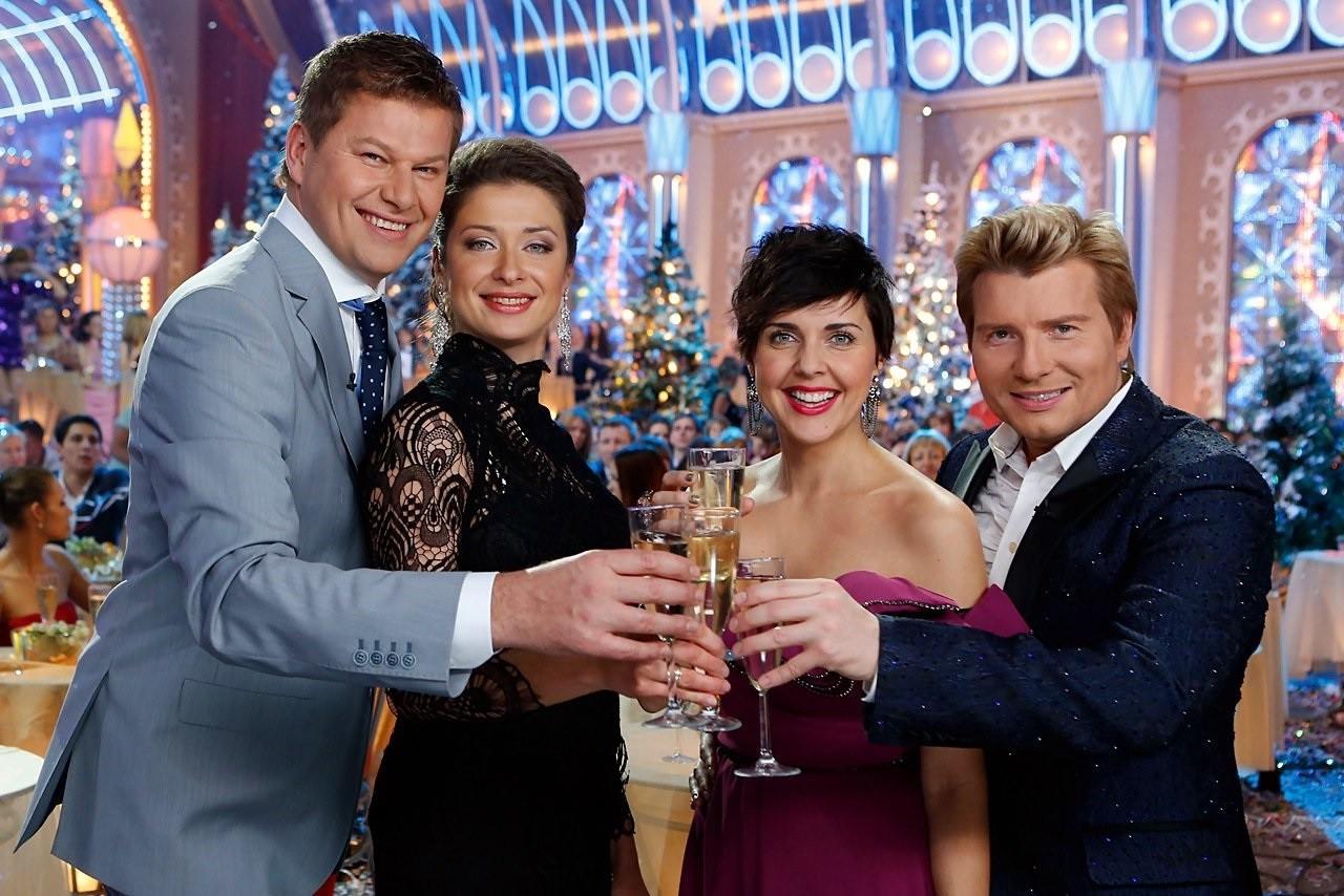 Телевизионная программа к новому году