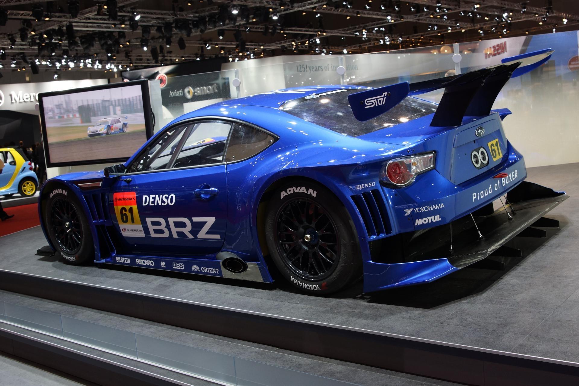 Subaru покажет новый модельный ряд на автосалоне в Токио