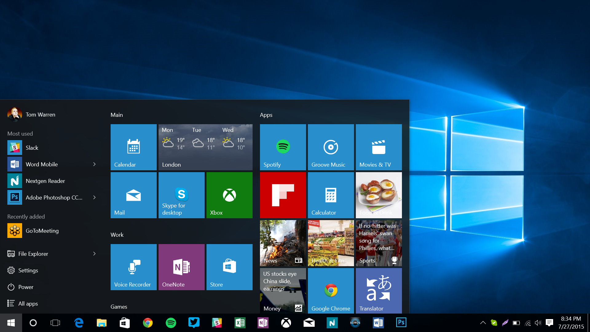 Windows 10 занимает более 10% мирового рынка операционных систем
