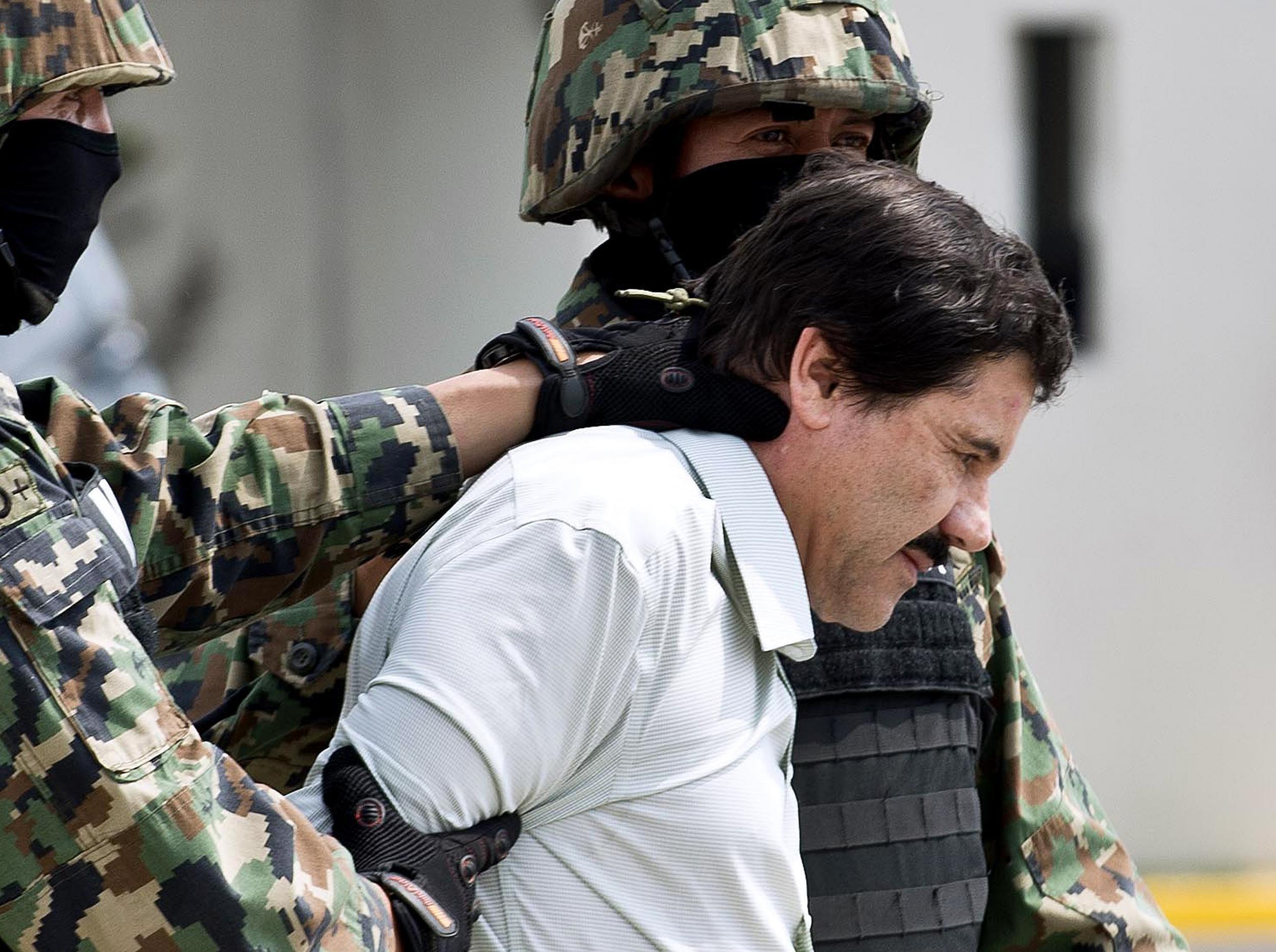 В Мексике заявил о себе наркокартель, возникший после ареста Коротышки