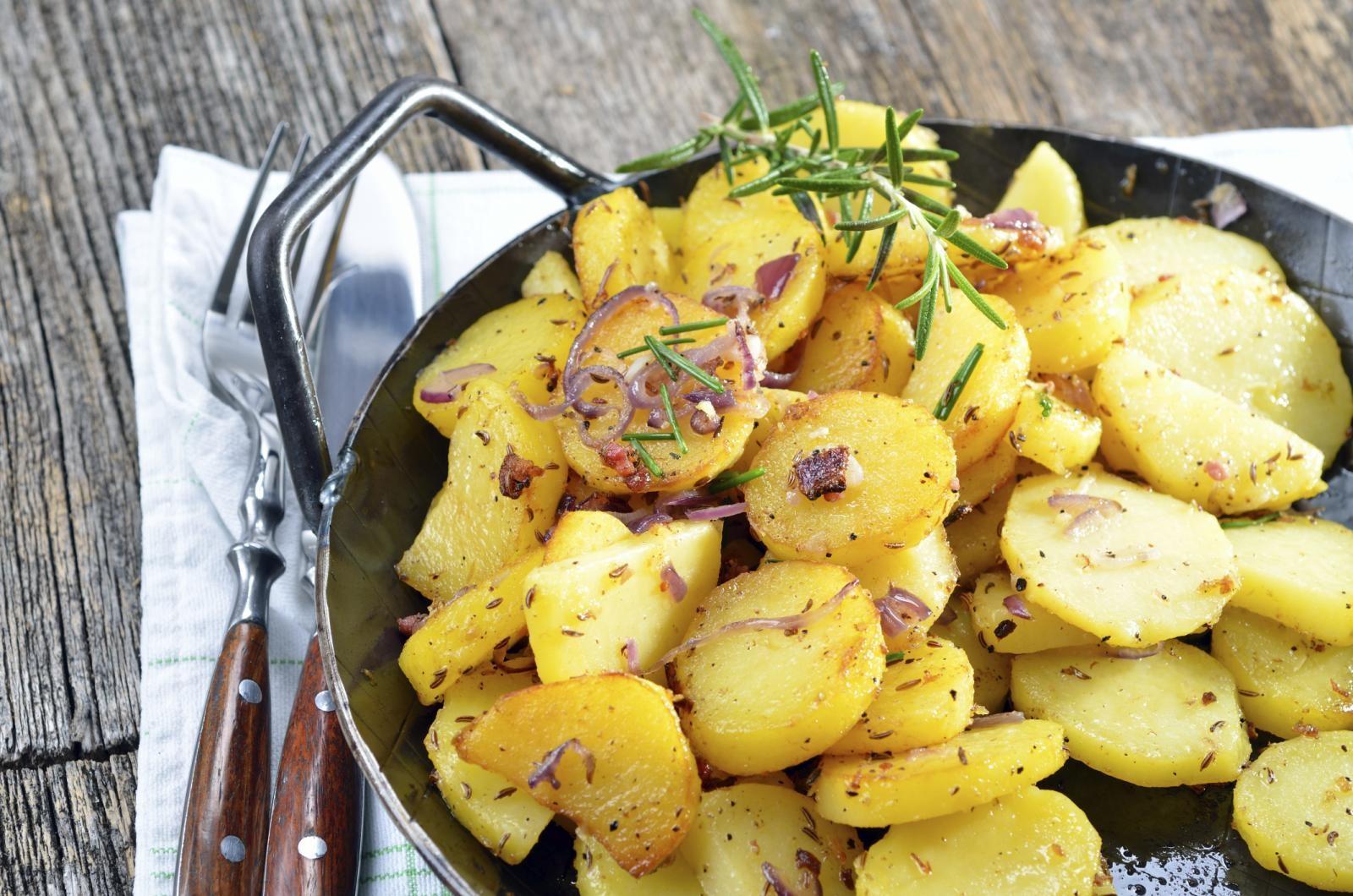 Ученые Частое употребление картофеля может привести к развитию сахарного диабета