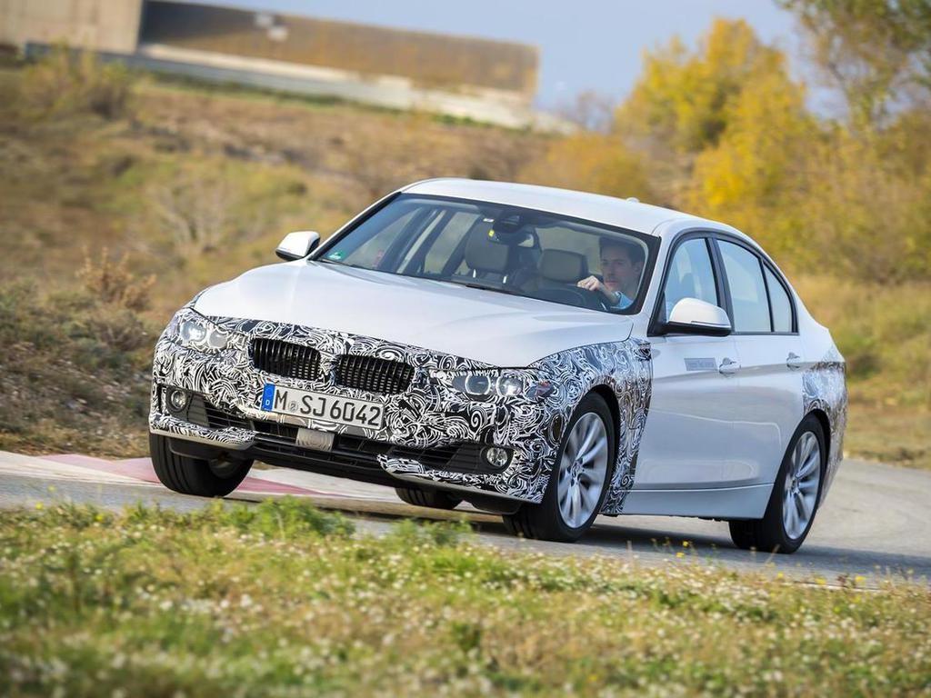 BMW готовит новые плагин-гибридные версии 530e и 540e для 5-Series