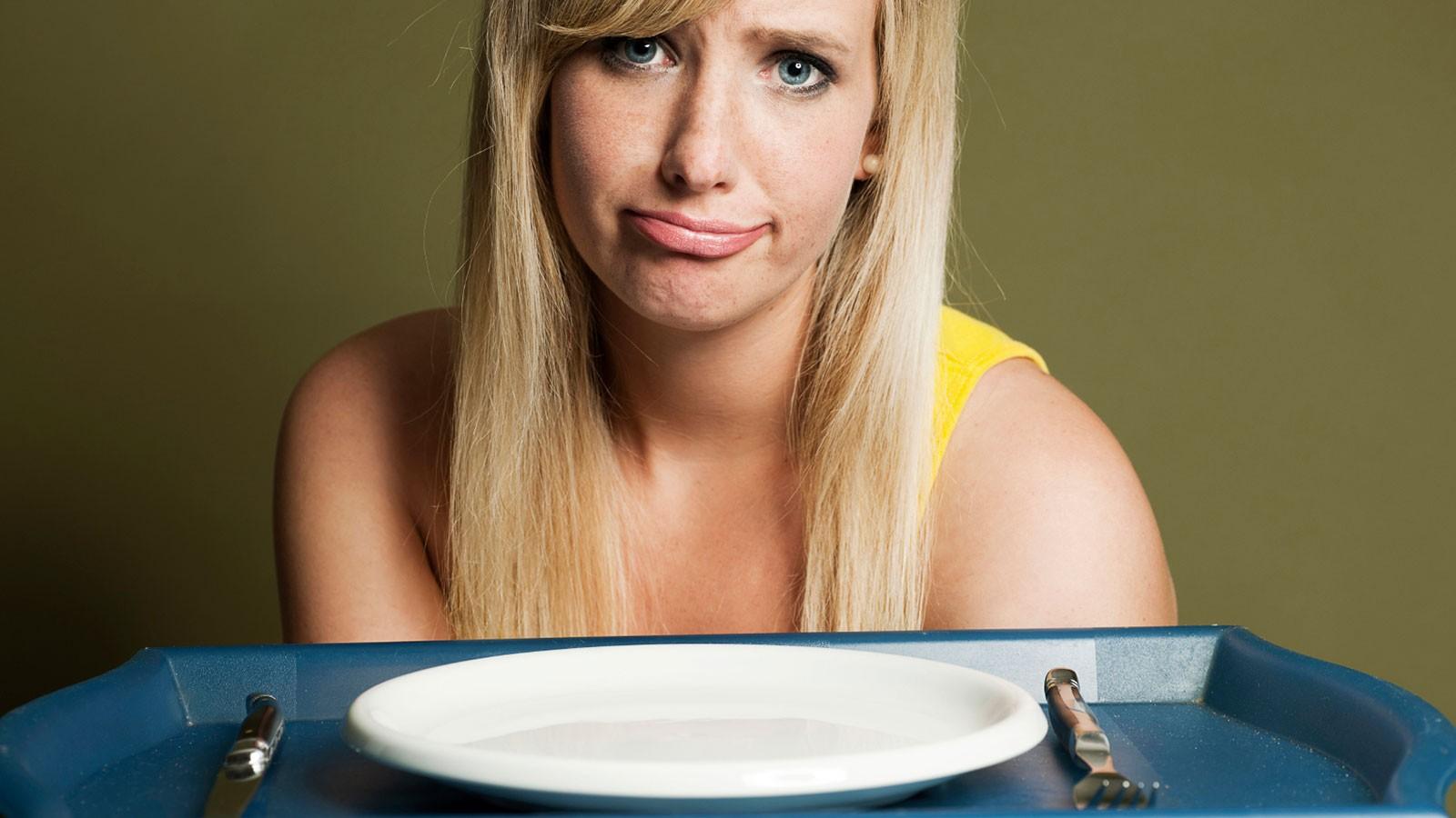 как составить себе рацион питания для похудения