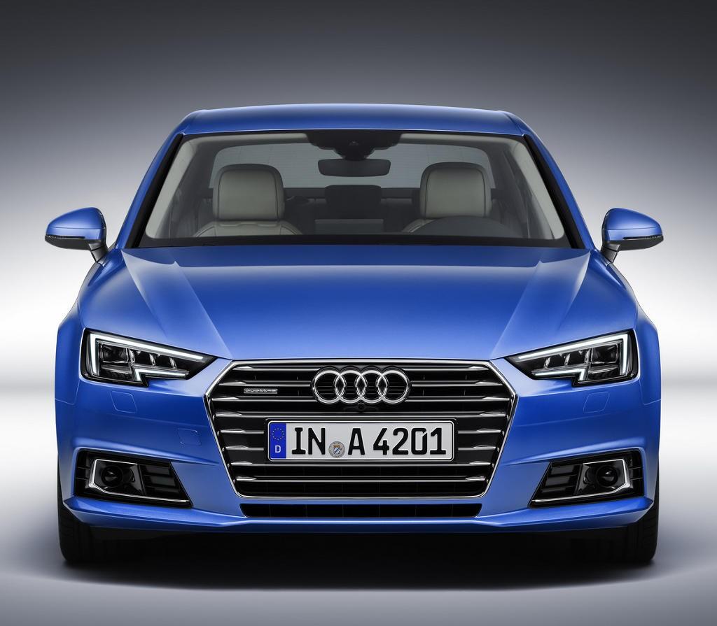 Новый седан Audi A4 впервые дебютирует в Детройте
