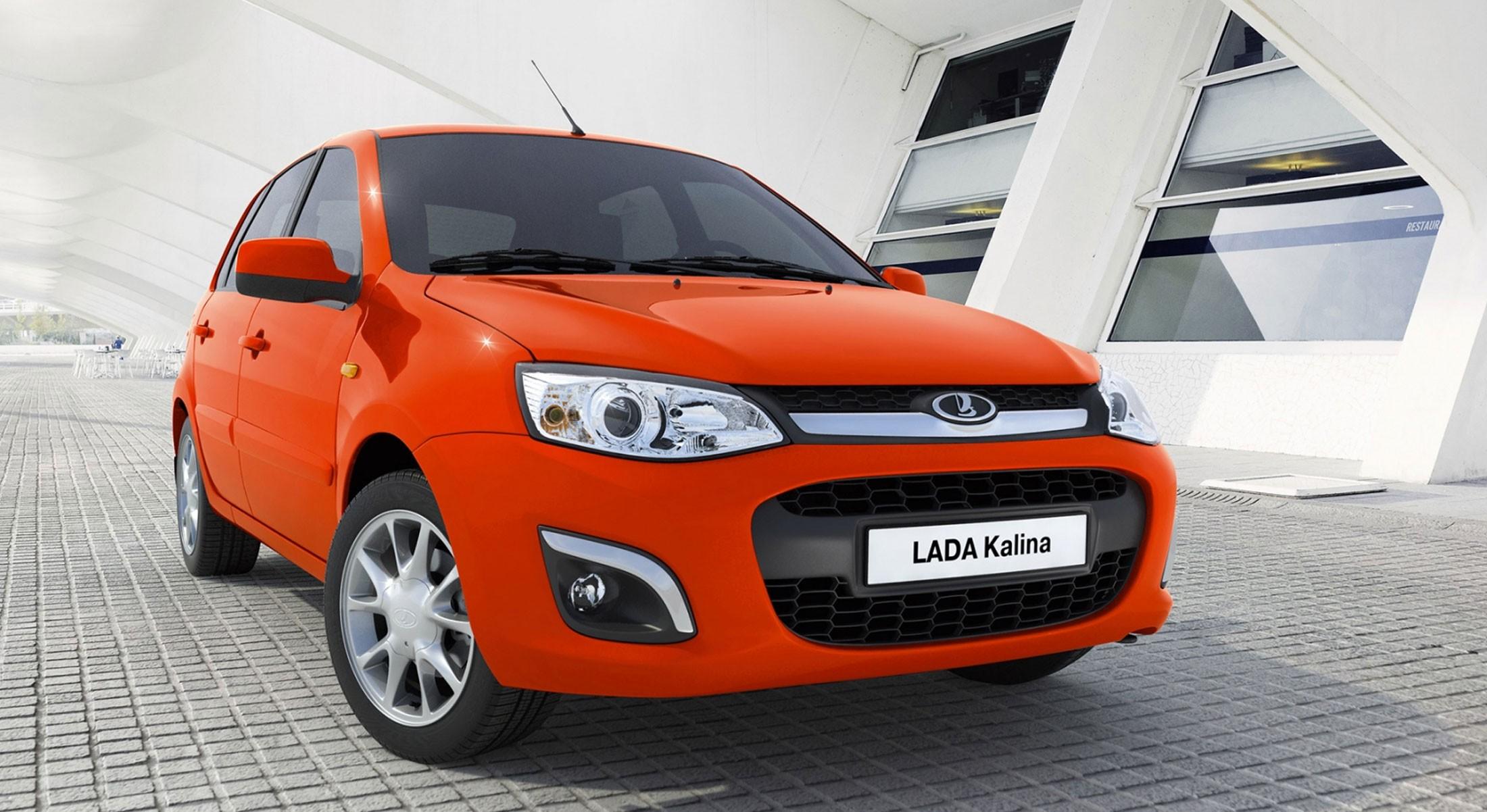 АвтоВАЗ намерен прекратить выпуск Lada Kalina до конца 2016 года