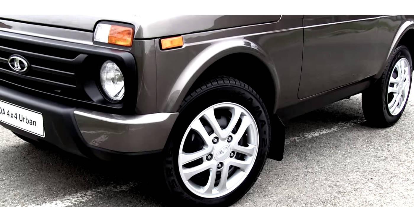 АвтоВАЗ покажет новый внедорожник к 2018 году