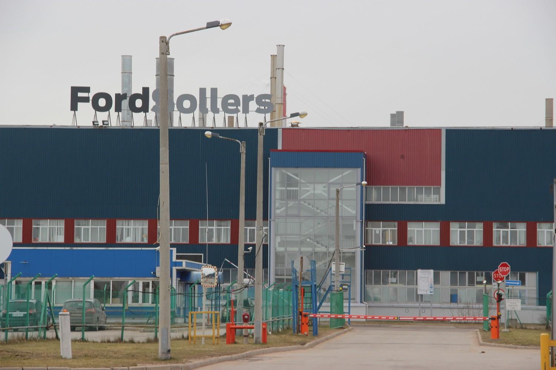 Ford намерен начать экспортировать автомобили из России