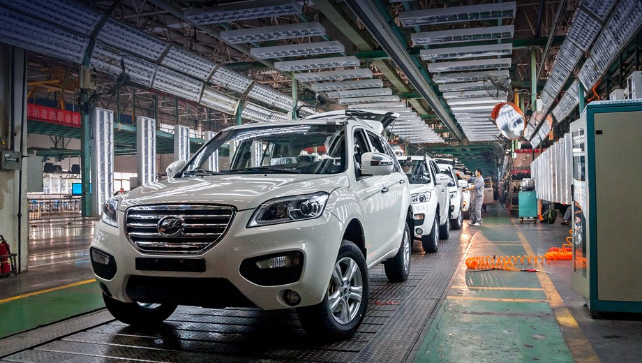 Новый универсал от Lifan начнет продаваться в России в 2016