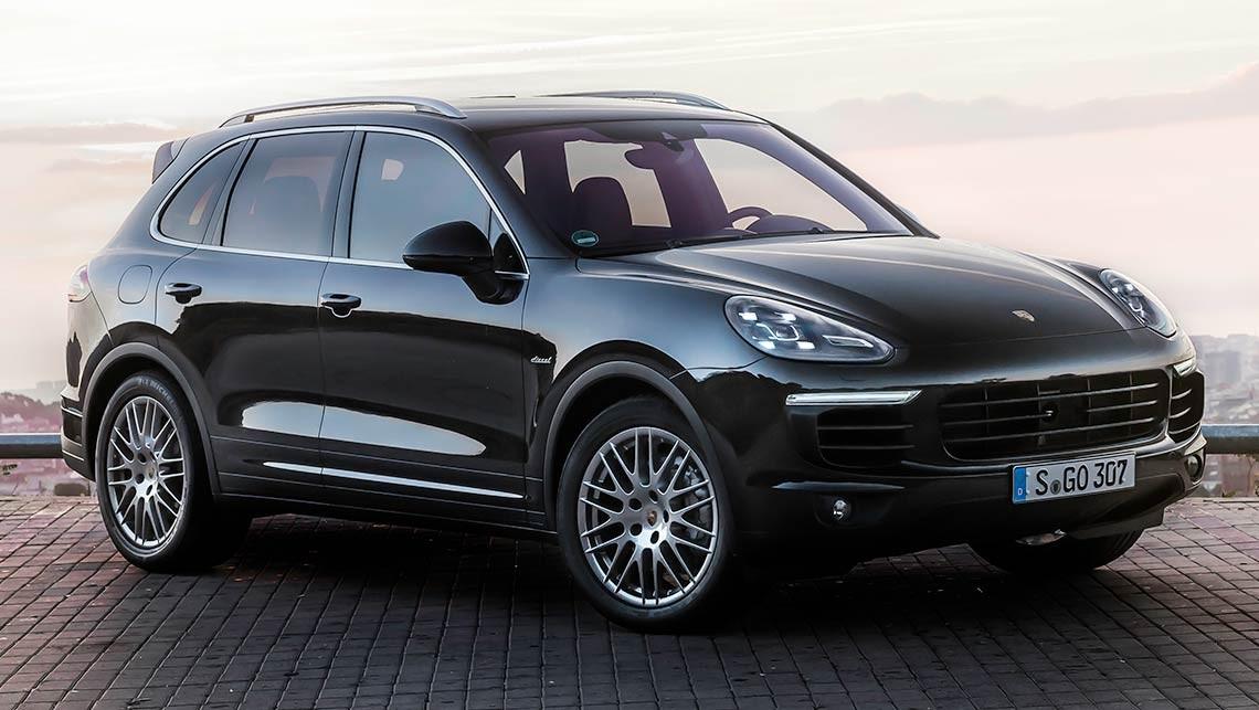 Porshe продала в России более 5 000 автомобилей за 2015 год