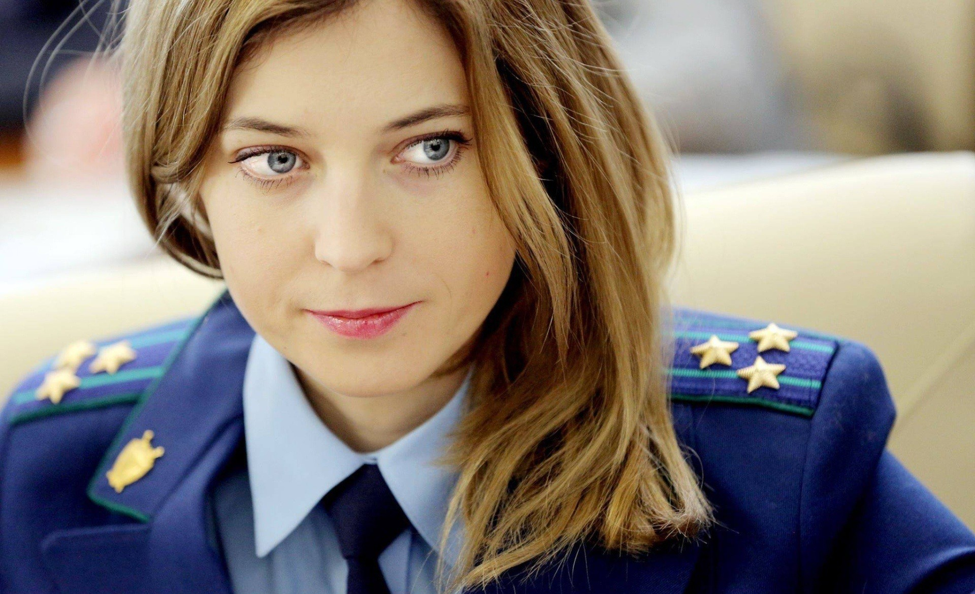 Наталья Поклонская считает Ксению Собчак очень симпатичной девушкой