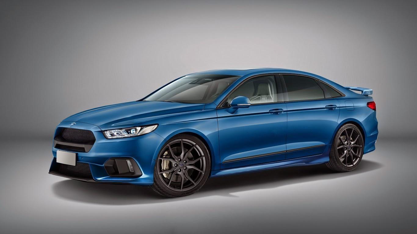 В Китае стартовали продажи нового Ford Taurus