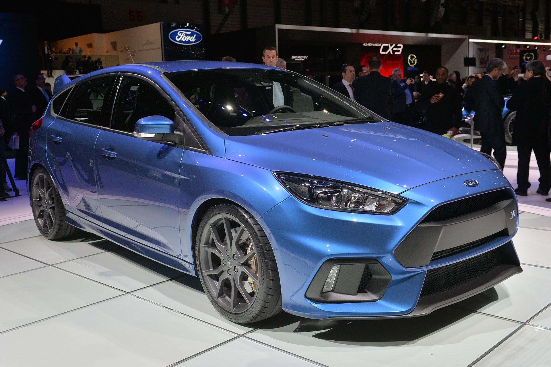 Ford запустил в Германии производство нового Focus RS