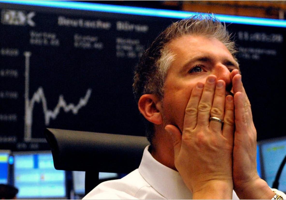 Нефть марки Brent обвалилась в цене ниже $28 за баррель