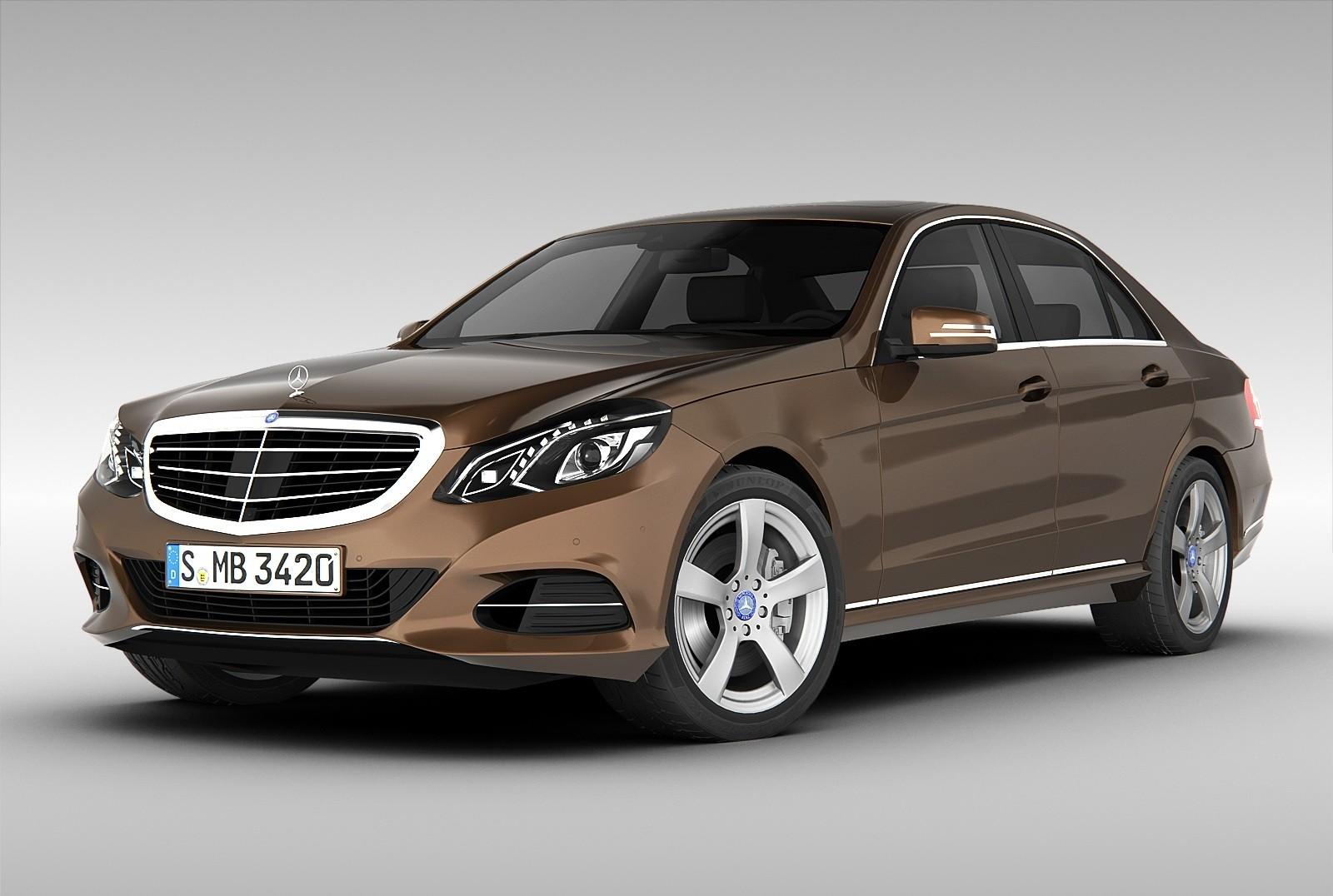Mercedes-Benz назвала стоимость нового E-Class
