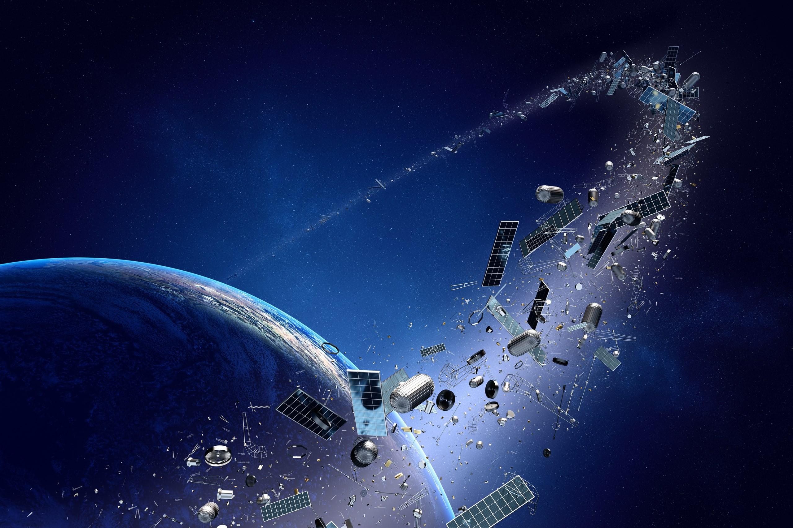 Картинки по запросу космический мусор