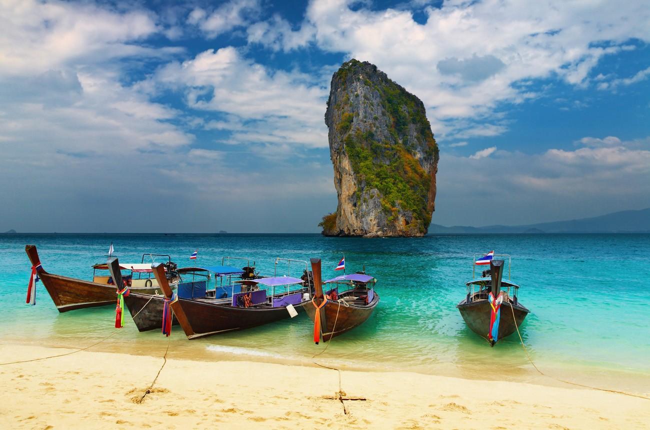 В этом году на 45% меньше россиян провело отдых в Таиланде